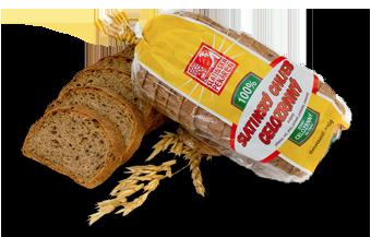 Slatinský chlieb Celozrnný